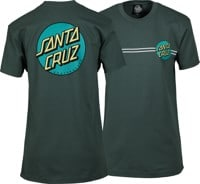 Santa Cruz Women's Other Dot T-Shirt - royal pine