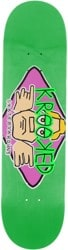 Krooked Arketype 8.25 Skateboard Deck - green