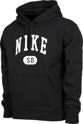 Nike SB March Radness Hoodie - black/white - view large