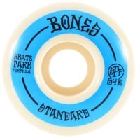 Bones SPF Standard Skateboard Wheels - white/blue (84b)