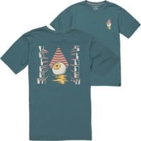 Volcom Kid's Retnation T-shirt - hydro blue