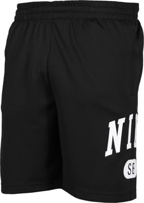 Nike SB Dri-Fit Sunday Shorts - (march radness) black/white - view large