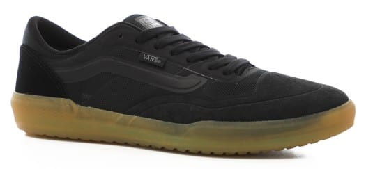 Vans AVE Pro Skate Shoes - black/gum - view large