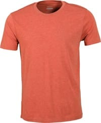 RVCA Solo Label T-Shirt - terracotta