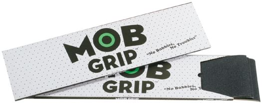 MOB GRIP Perforated Skateboard Grip Tape - black - view large