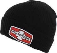 Independent O.G.B.C. Rigid Beanie - black
