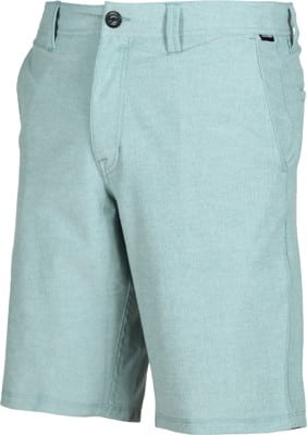 Volcom Frickin SNT Static Hybrid Shorts - hydro blue - view large
