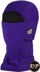 BlackStrap The Expedition Hood - solid deep purple