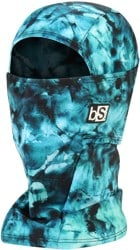 BlackStrap The Hood Balaclava - (print) tie dye teal