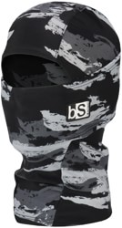 BlackStrap The Kids Hood Balaclava - (print) camo tonal