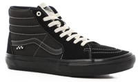 Vans Skate Sk8-Hi Shoes - black