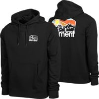 Element Sunnett Hoodie - flint black