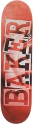 Baker Jacopo Ribbon Time Flies 8.38 Skateboard Deck