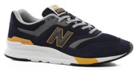 New Balance 997H Shoes - black/varsity gold