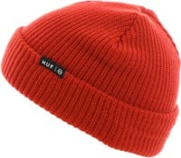 HUF Essentials Usual Beanie - poppy