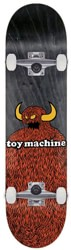 Toy Machine Furry Monster 8.0 Complete Skateboard - black