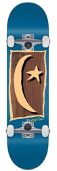 Foundation Star & Moon V2 7.875 Complete Skateboard - blue