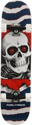 Powell Peralta Ripper One-Off 7.75 Complete Skateboard - navy