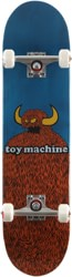 Toy Machine Furry Monster 8.0 Complete Skateboard - teal
