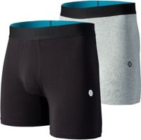 Stance Standard Combed Cotton Boxer Briefs (2-Pack) - multi
