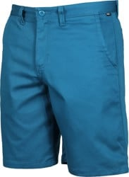 Vans Authentic Stretch Shorts - moroccan blue