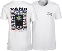 Vans Women's Heat Seeker T-Shirt - white