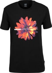 Vans Women's Flower Power T-Shirt - black