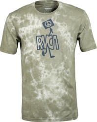 RVCA Peace Out T-Shirt - green