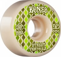 Bones STF V2 Locks Skateboard Wheels - retros (99a)