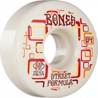 Bones STF V3 Slims Skateboard Wheels - retros (103a)