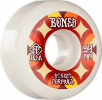 Bones STF V5 Sidecuts Skateboard Wheels - retros (103a)