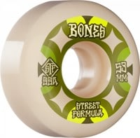 Bones STF V5 Sidecuts Skateboard Wheels - retros (99a)