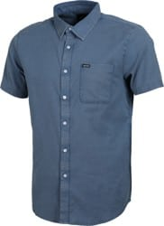 Brixton Charter Oxford S/S Shirt - joe blue sun wash