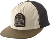 Roark Open Roads Trucker Hat - white