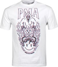 Lurking Class PMA Worldwide 3D T-Shirt - white