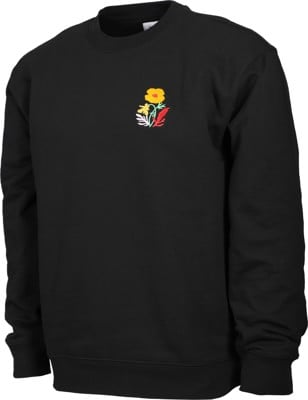 Obey Corben Crew Sweatshirt - black - view large