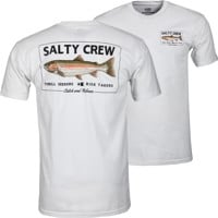 Salty Crew Steelhead T-Shirt - white