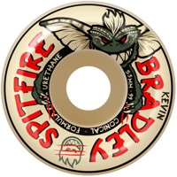 Spitfire Bradley Formula Four Pro Conical Skateboard Wheels - after midnight (99d)