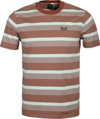 HUF Berkley Stripe T-Shirt - mint