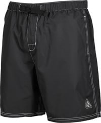 HUF Peak Contrast Shorts - black