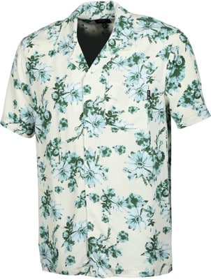 HUF Dazy Resort S/S Shirt - unbleached - view large