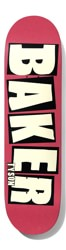 Baker Tyson Brand Name Blush 8.475 Skateboard Deck