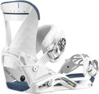 Salomon Mirage Women's Snowboard Bindings 2021 - white/blue