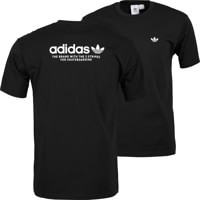 Adidas 4.0 Logo T-Shirt - black/white