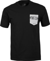 Lurking Class Peeking Pocket T-Shirt - black
