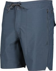 Roark Layover Trail Shorts - navy