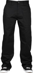 Volcom Frickin Skate Chino Pants - black