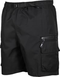 Obey Warfield Trek Shorts - black