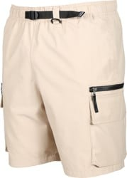 Obey Warfield Trek Shorts - humus