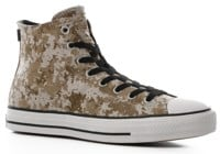 Converse Chuck Taylor All Star Pro High Skate Shoes - khaki/black/white